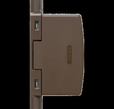ABUS FAS97 automatische-Scharnierseitensicherung braun