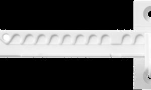 ABUS FFS100 Fensterfeststeller Weiß