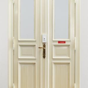 Das tür  Tür-Stangenschloss - für sehr hohe und Altbautüren bis 2,75m