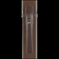 ABUS FOS550 Fenster-Stangenschloss braun