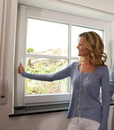 ABUS FOS550 Fenster-Stangenschloss