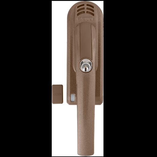 abus fg300a alarmgesicherter fenstergriff mit 110 dba alarm. Black Bedroom Furniture Sets. Home Design Ideas