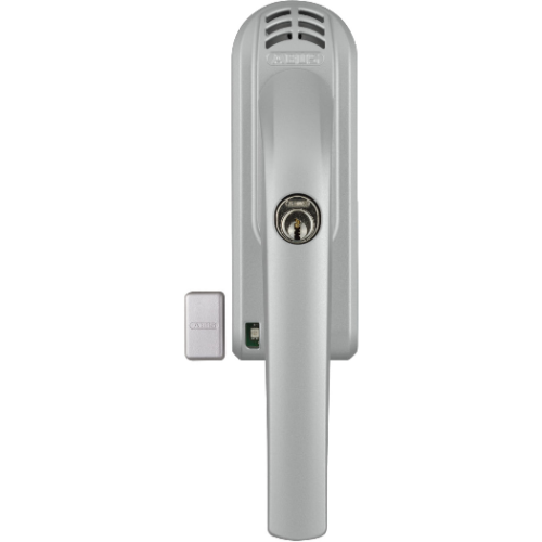 ABUS abschließbarer Fenstergriff FG300A Alarm silber