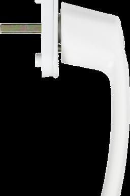 abus fg 200 abschlie barer fenstergriff esb einbruchschutz sicherheitstechnik belger. Black Bedroom Furniture Sets. Home Design Ideas