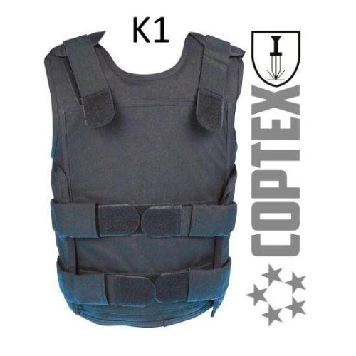 K1 zertifizierte Stichschutzweste COPTEX II
