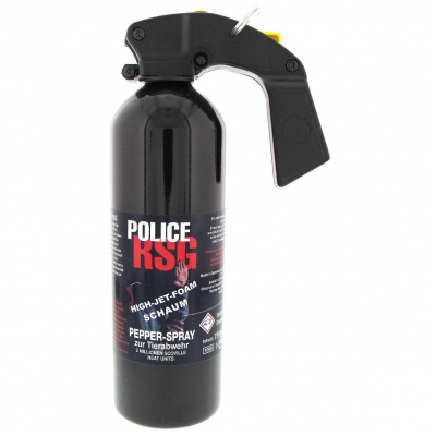 RSG – POLICE Foam Schaum Pfefferspray 750 ml-2049-1