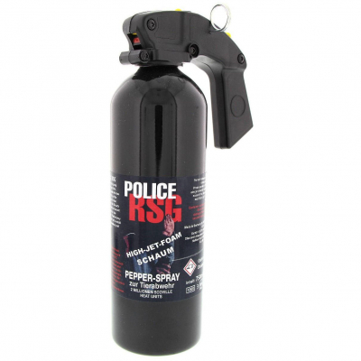 RSG – POLICE Foam Schaum Pfefferspray 750 ml-2049-2