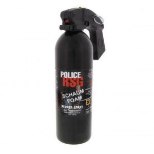 RSG - POLICE Foam Schaum Pfefferspray 750 ml 2
