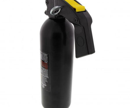 RSG - POLICE Foam Schaum Pfefferspray 750 ml 3