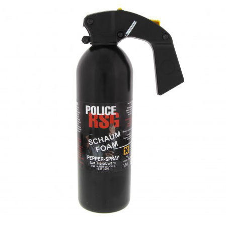 RSG - POLICE Foam Schaum Pfefferspray 750 ml