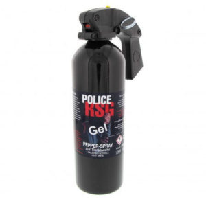 RSG - POLICE Gel Pfefferspray 750 ml 4
