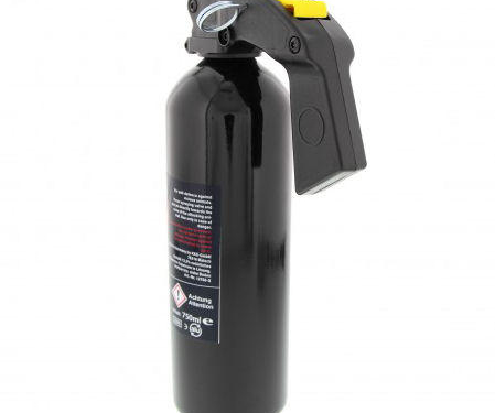 RSG - POLICE Gel Pfefferspray 750 ml 2
