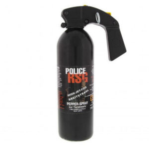 RSG - POLICE High Jet Fog Breitstrahl Pfefferspray 750 ml