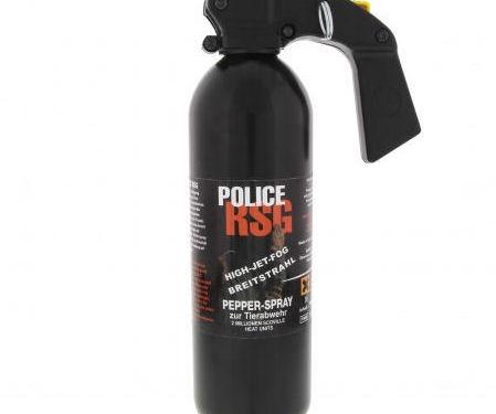 RSG - POLICE High Jet Fog Breitstrahl Pfefferspray 750 ml