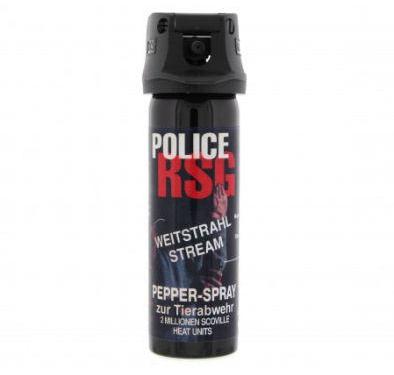 RSG Stream Weitstrahl Pfefferspray 63ml