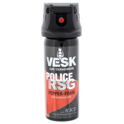 VESK RSG POLICE Foam Schaum Pfefferspray 50 ml