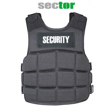 Sector 4 Unterziehweste Tactical Stichhemmende Schutzweste