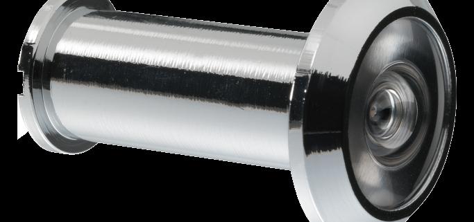 ABUS 1200 Türspion silber