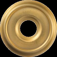 Abdeckrosette Türspion 1200-2200-2300 gold