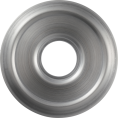 ABUS Abdeckrosette Türspion 1200/2200/2300 - silber