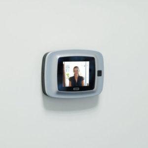 ABUS DTS2814rec Digitaler-Türspion