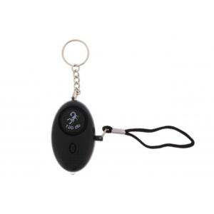 Mini Taschenalarm Schwarz 120 db