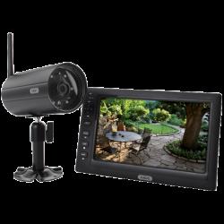 ABUS TVAC14000A 7-heim-videoueberwachungsset