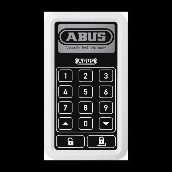 abus hometec pro funk tastatur cft3000 funk antrieb. Black Bedroom Furniture Sets. Home Design Ideas