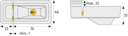 abus-3010-universal-zusatzschloss-maße