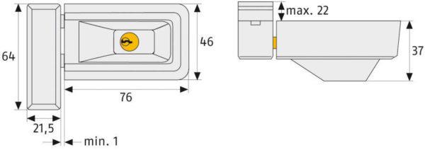 abus-3030-universal-zusatzschloss-maße