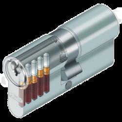 ABUS C73 Profilzylinder Schnittzeichnung