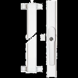ABUS FOS 550A fenster-stangenschloss-weiss