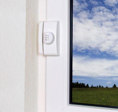 ABUS FTS 106 Fenster-Zusatzschloss