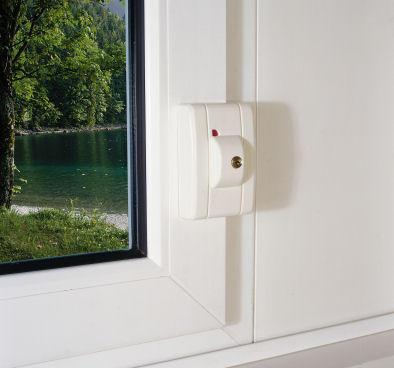 ABUS FTS99 automatisches Fenster-Zusatzschloss