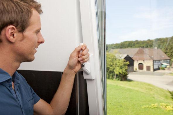ABUS Fenster-Zusatzschloss FO400n