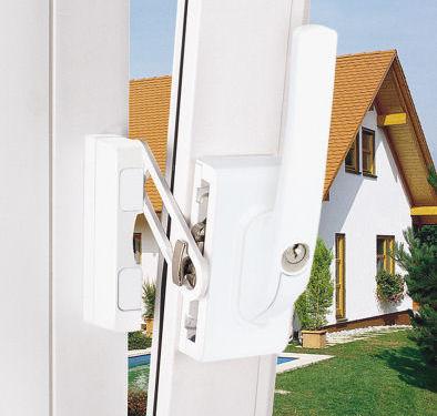 ABUS Fenster-Zusatzschloss FO500
