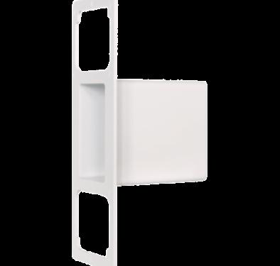 ABUS Mauerlochabdeckung Kunststoffeinsatz