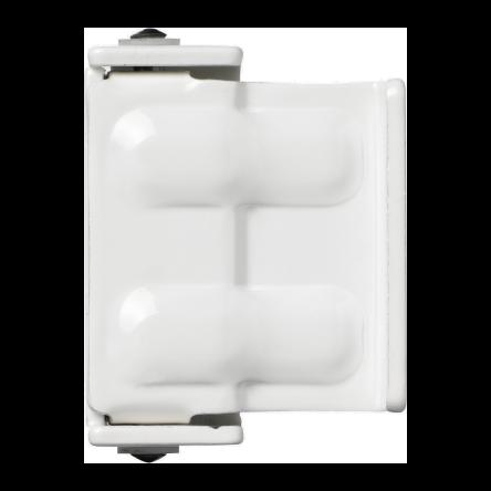 ABUS SW1 Fenster- Türsicherung Weiß