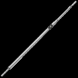 ABUS Tele-Z Teleskopstange chrom