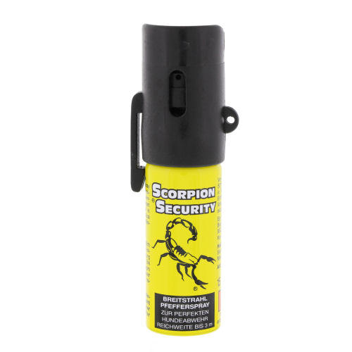 Scorpion Pfefferspray 15 ml Breitstrahl