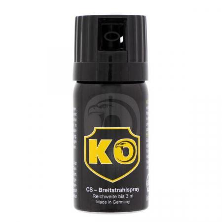 Nr-Sicher CS Gasspray KO 40 ml Breitstrahl 1