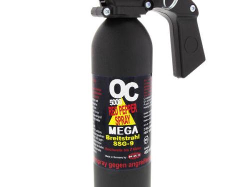 OC 5000 Breitstrahl Pfefferspray 400 ml 1