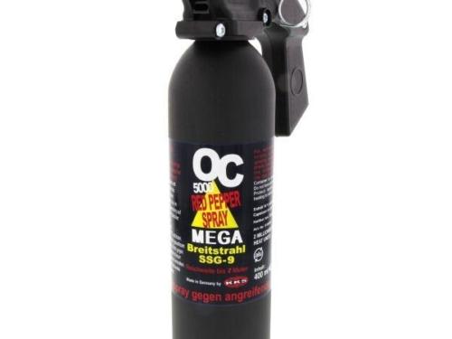 OC 5000 Breitstrahl Pfefferspray 400 ml 2