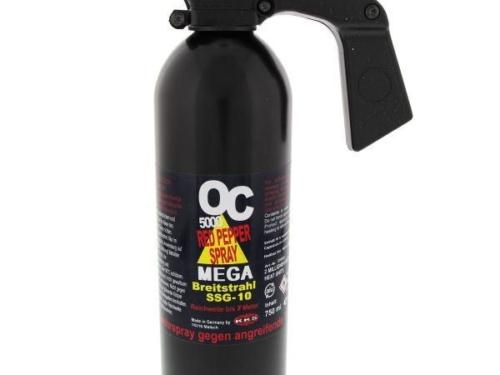OC 5000 Breitstrahl Pfefferspray 750 ml