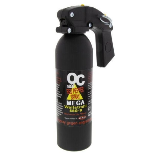 OC 5000 Weitstrahl Pfefferspray 400 ml 1
