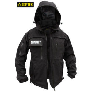 Coptex Softshell Jacke Security Bekleidung