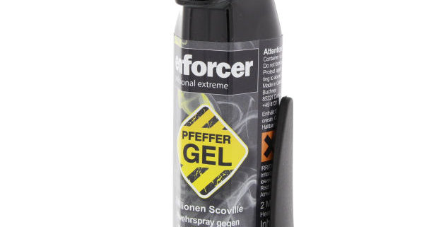 Enforcer Pfeffergel 40 ml 1