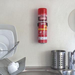 ABSU FLS580 Feuerlöschspray Home Wandmontage