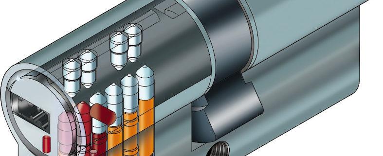 ABUS EC660 Doppelzylinder