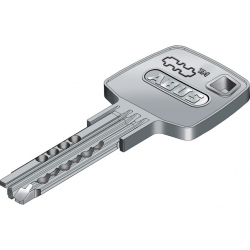 ABUS EC660 Schlüssel - Ersatzschlüssel